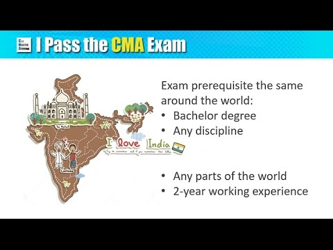 US CMA for Indians: Opportunity or Waste of Time?