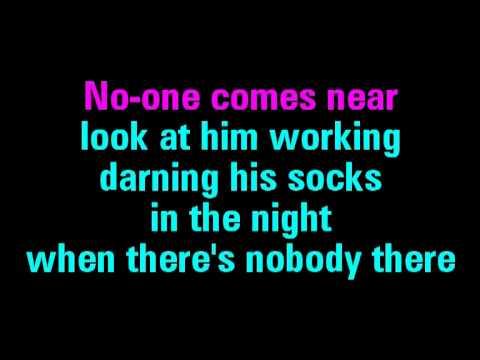 Eleanor Rigby Karaoke The Beatles - You Sing the Hits