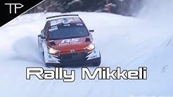 Winter rally spectacle - SM Vaakuna-Ralli 2018