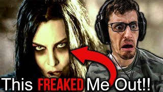 """This CAN'T BE Amy Lee!!   EVANESCENCE - """"What You Want"""" (REACTION!!)"""