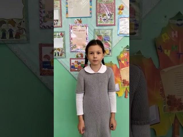 Изображение предпросмотра прочтения – ВалентинаКурбатова читает произведение «Берёза» С.А.Есенина