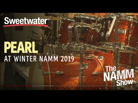 Pearl Product Line at Winter NAMM 2019 Mp3