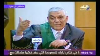 ابناء مبارك يعترضان على خروج والدهم من قفص الاتهام..والقاضى يستدعى مدير قناة صدى البلد لعمل اللازم
