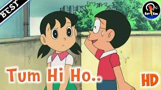 Nobita And Shizuka (Tum Hi Ho) Love song | Best ever
