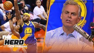 Colin Cowherd recaps Game 2 of Finals, warns teams against signing Boogie long term | NBA | THE HERD