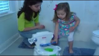Toilet Training Basics from Brenner Children's Hospital