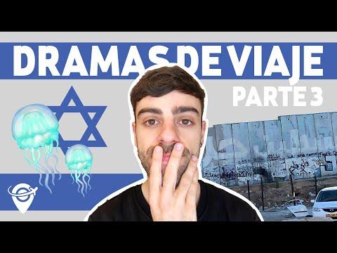 MIS DRAMAS DE VIAJE 3 - Todas Mis Desgracias En Israel | Vdeviajar.com