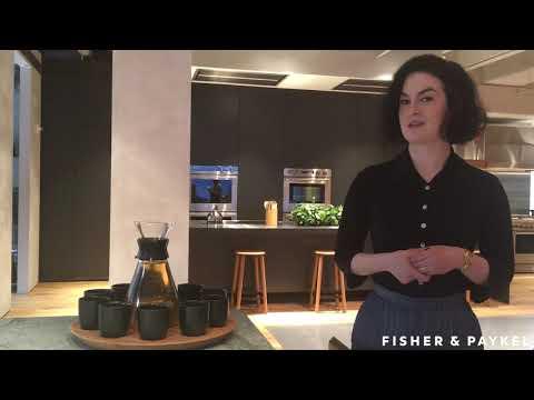 Fisher & Paykel Drawer Refrigeration