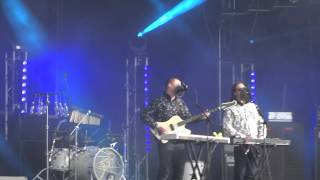 Jungle - Lucky I got what I want - Live @ MS Dockville 2014, Hamburg - 08/2014