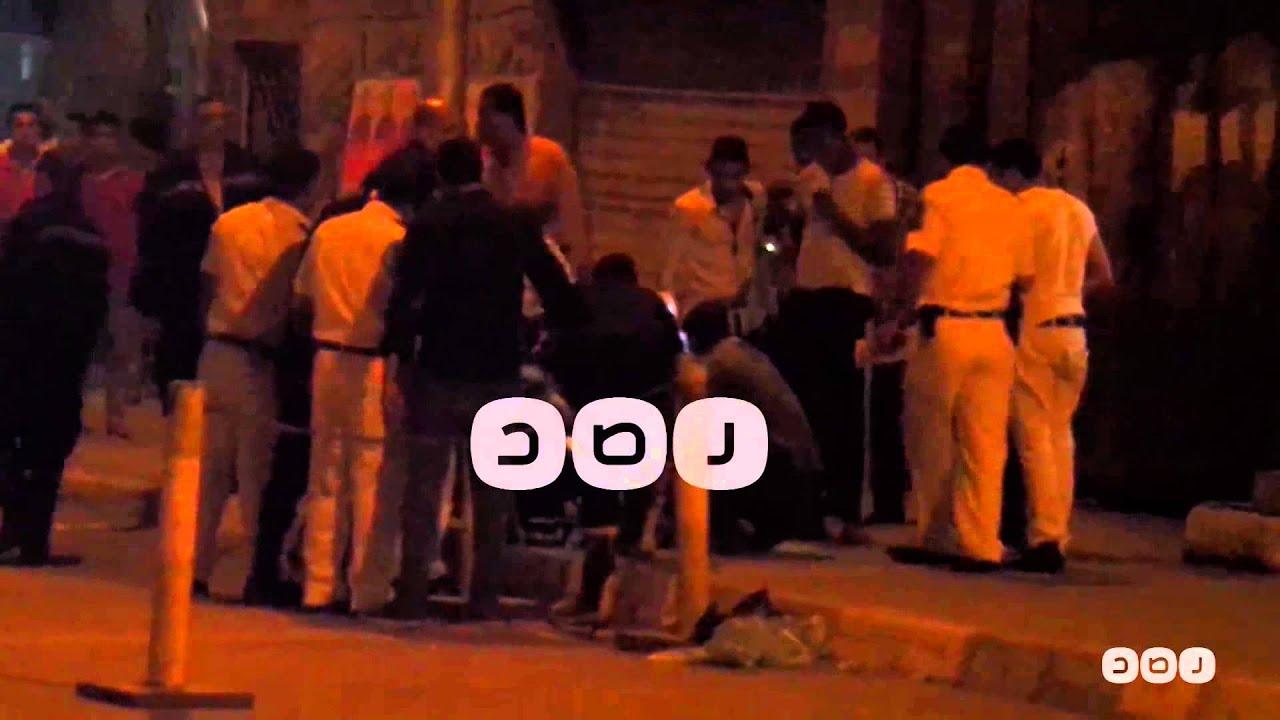 شبكة رصد: رصد | الأمن يبطل مفعول قنبلتين مساء الجمعة بشارع الهرم
