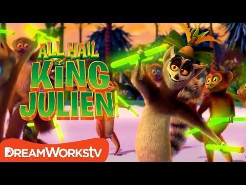 Dance Remix | ALL HAIL KING JULIEN