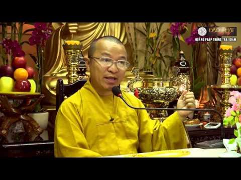Vấn đáp: Hoằng pháp trong trại giam, mở cửa mã, thân kiến và chấp ngã, cận tử nghiệp, bố thí ba la mật, cách gọi tên trong Phật giáo, điều kiện để tái sinh, thiêu thân cúng dường