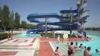 Base de loisirs de la Plaine Tonique à Montrevel-en-Bresse
