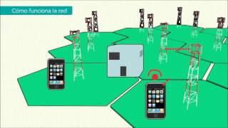 Nivel 1  Lección 1 1 Funcionamiento de la red celular