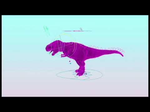 creature animation technical director demo reel
