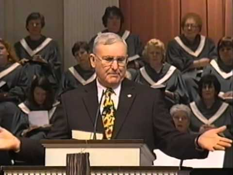 """The Theological Issue of Speaking in Tongues"" sermon by Dr. Bob Utley"