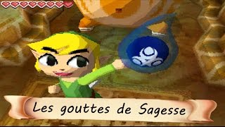 #Zelda Phantom Hourglass : Les Gouttes de Sagesse