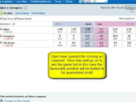 Back and lay arbitrage betting forums place betting