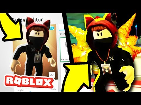 How To Be Alan Walker In Roblox Youtube