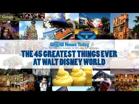 Electrical Parade Retired, 45 Greatest Things Ever at Disney World - WDW News Tonight (8/10/16)