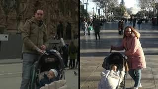 Adrián, el niño toledano que padece la mutación del gen AIFM1