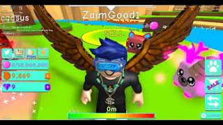 how much gives the 10 million bublee gum bublee gum //roblox//