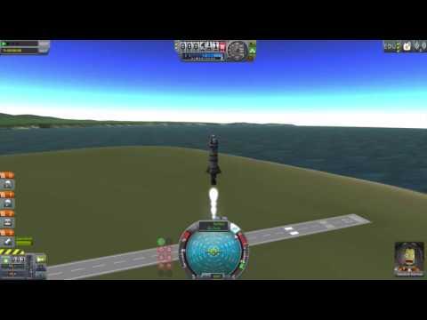 Kerbal Space Program Sandbox Tutorial #1: Project Mercury