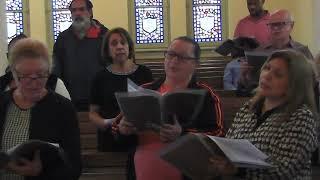 Salmo 142 - Coral da Fraternidade - Verner Geier