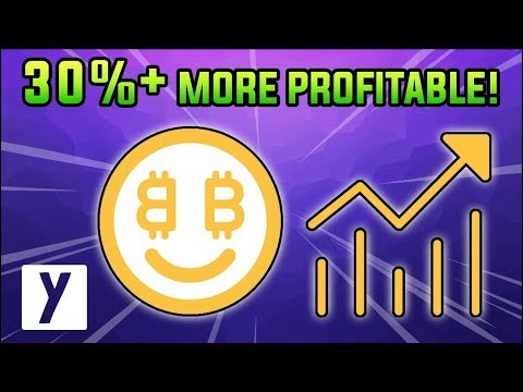Mining Bitcoins On PC Best Method | Nicehash Miner Software 2018