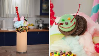 Cute Kid Makes Epic Milkshake For Mom   Kids Give the Scoop by So Yummy