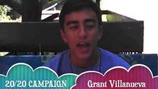 20/20 Campaign: Grant Thumbnail