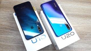 VIVO U10 vs VIVO U20 - Which Should You Buy ?