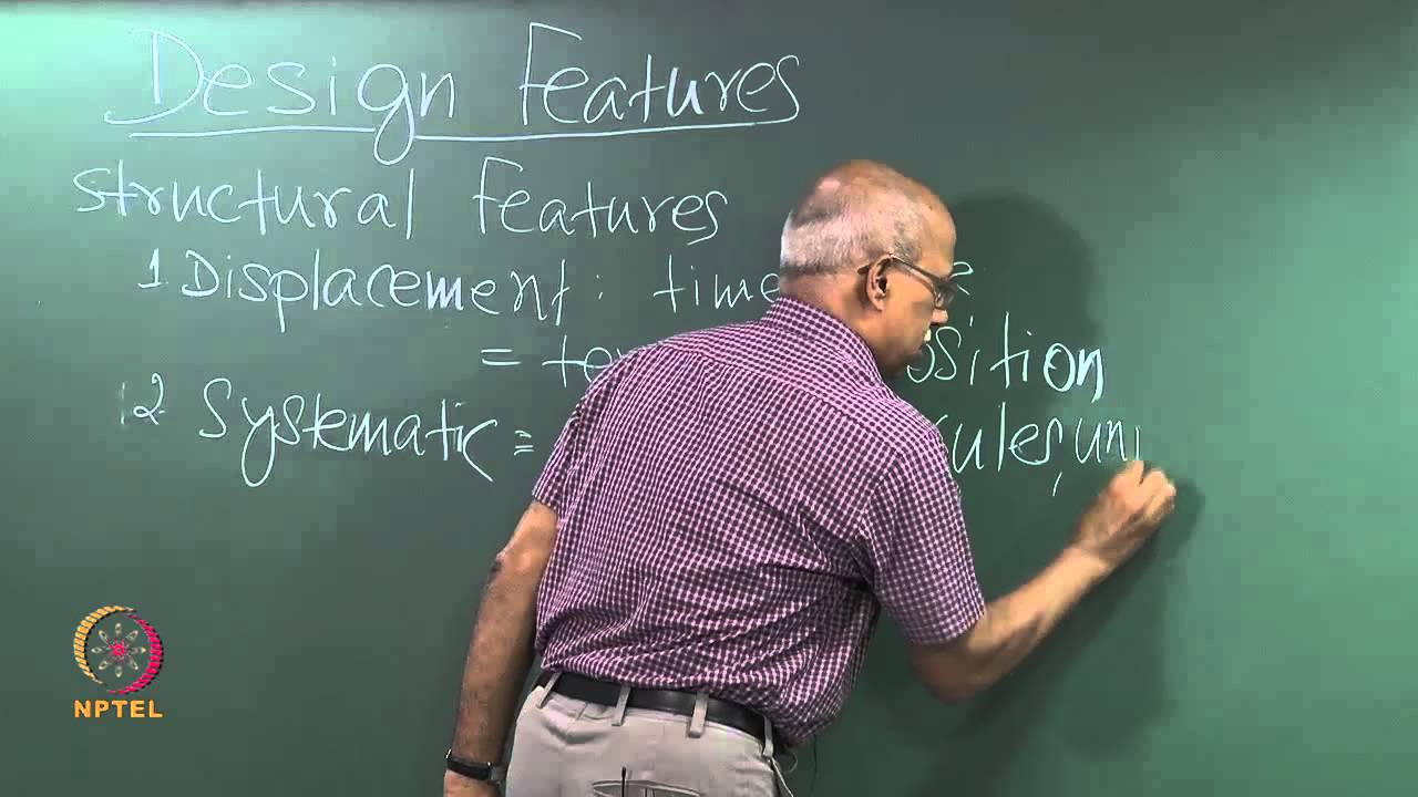 Mod-01 Lec-06 Design  Features of Language-5