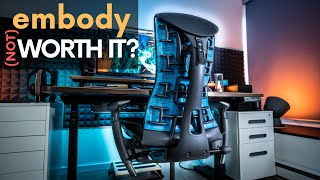 Embody by Herman Miller x Logitech G - Unboxing & First Impressions!