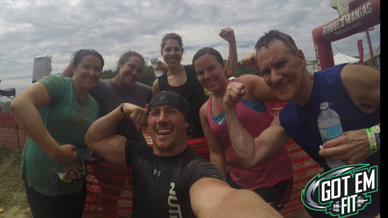 Rugged Maniac Kansas City 16 Team Got Em Fit Olathe Personal Training