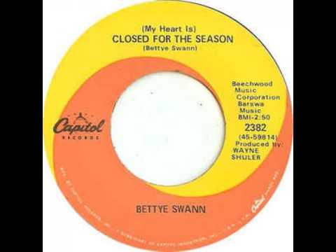 Bettye Swann - (My Heart Is) Closed For The Season