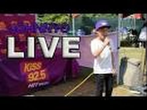 JohnnyO Live at KISS 92 5   The EX