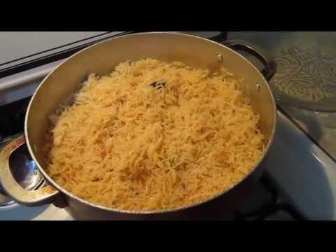 PERFECT BASMATI RICE - Pakistani/Indian Cooking With Atiya