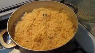 PERFECT BASMATI RICE - Pakistani/Indian Cooking With Atiya