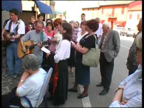 Cantamaggio in val Santerno (Bologna)  2005 2/5