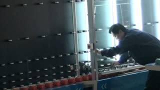видео производство стеклопакетов