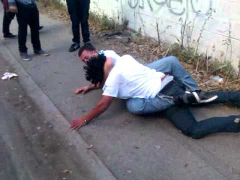 Santee fights 2012
