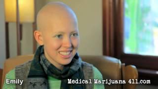 Medical Marijuana 411 Emily Sander - Lymphoma Cancer Survivor - Medical Marijuana Treatment