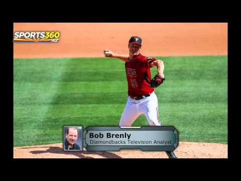 Bob Brenly Breaks Down Zack Greinke