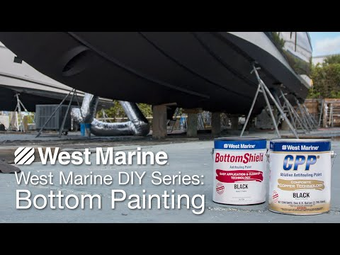 West Marine DIY Series : Bottom Painting