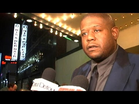 Forest Whitaker @ The Independent Spirit Awards 2000