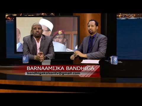 BANDHIGA KALSAN TV, DAGAALKA SOMALILAND IYO PUNTLAND IYO SOCDAALKA FARMAAJO 08-01-2018.