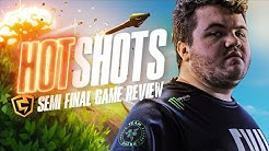 Hot Shots: JTruth's Fortnite FNCS Warmup Tournament Semi-Finals Vod Review