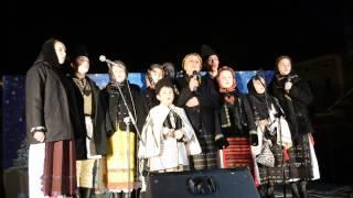 Leontina Fărcaş şi Mugurii de Tezaur - concert de colinde