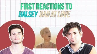 halsey - bad at love clean